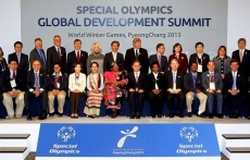 Global Development Summit - Special Olympics World Winter Games 2013